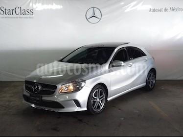 Foto venta Auto usado Mercedes Benz Clase A 200 CGI Style (2017) color Plata precio $349,000