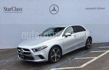 Foto venta Auto usado Mercedes Benz Clase A 200 CGI Style (2019) color Plata precio $599,900