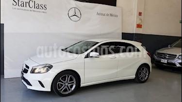 Foto venta Auto usado Mercedes Benz Clase A 200 CGI Style (2017) color Blanco precio $339,000