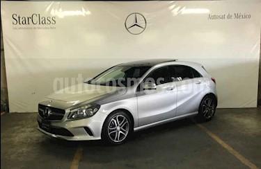 Foto venta Auto usado Mercedes Benz Clase A 200 CGI Style (2017) color Plata precio $359,000