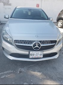 Mercedes Benz Clase A 200 CGI Style usado (2017) color Plata precio $325,000