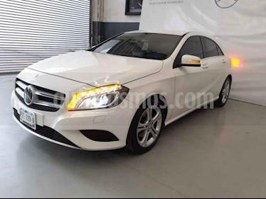 Foto venta Auto usado Mercedes Benz Clase A 200 CGI Style (2015) color Negro precio $305,000