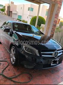 Mercedes Benz Clase A 200 CGI Style usado (2013) color Negro precio $245,000