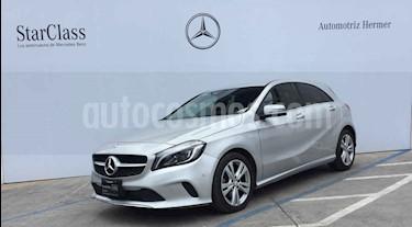 foto Mercedes Benz Clase A 200 CGI Urban Aut usado (2016) color Plata precio $349,900