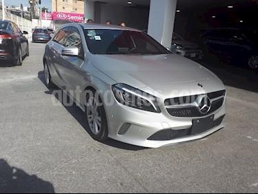 Foto Mercedes Benz Clase A 200 Sport usado (2018) color Plata Polar precio $410,000