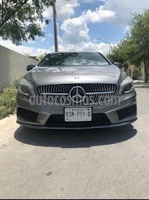 Foto venta Auto usado Mercedes Benz Clase A 200 Sport (2014) color Gris Magnesio precio $240,000