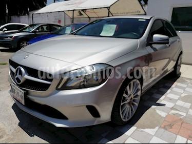 Foto Mercedes Benz Clase A 200 Style usado (2017) color Plata Polar precio $340,000