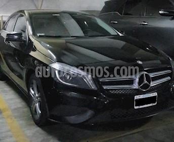 Foto venta Auto Usado Mercedes Benz Clase A 200 Urban Aut (2013) color Negro precio $856.900