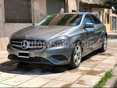 Foto venta Auto usado Mercedes Benz Clase A 200 Urban (2013) color Gris precio u$s21.500