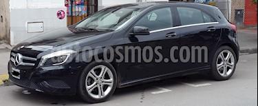 Foto venta Auto usado Mercedes Benz Clase A 200 Urban (2013) color Negro precio $820.000