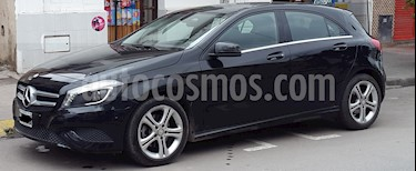 Foto Mercedes Benz Clase A 200 Urban usado (2013) color Negro precio $820.000