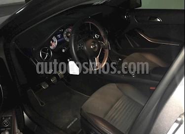 Mercedes Benz Clase A 200 usado (2016) color Gris precio $13.500.000
