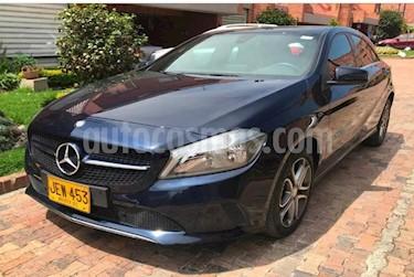 Mercedes Benz Clase A 200 usado (2017) color Azul precio $81.000.000