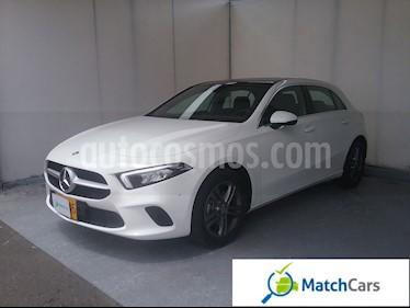 Foto venta Carro usado Mercedes Benz Clase A 200 (2020) color Blanco precio $102.000.000