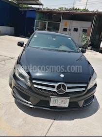 Foto venta Auto usado Mercedes Benz Clase A 250 CGI Sport Aut (2013) color Negro precio $260,000