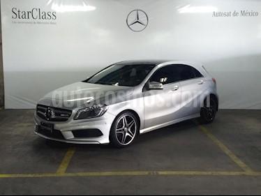 Foto venta Auto Seminuevo Mercedes Benz Clase A 250 CGI Sport Aut (2013) color Plata precio $349,000