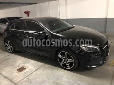 Mercedes Benz Clase A 250 Sport Aut usado (2017) color Negro Noche precio u$s40.000