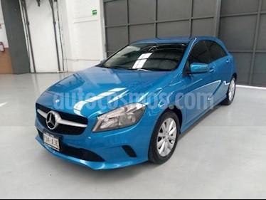 foto Mercedes Clase A 5p 200 L4/1.6 Aut usado (2017) color Azul precio $340,000