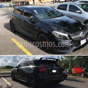 Foto venta Auto usado Mercedes Benz Clase A A 45 AMG Aut (2017) color Negro Cosmos precio $750,000