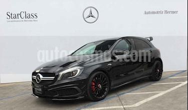 Foto venta Auto usado Mercedes Benz Clase A A 45 AMG Edition 1 Aut (2014) color Negro precio $559,900