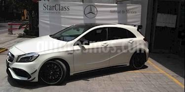 Foto venta Auto usado Mercedes Benz Clase A A 45 AMG Edition 1 Aut (2016) color Blanco precio $618,900