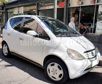 Foto venta Auto Usado Mercedes Benz Clase A A160 Elegance Luxury (2001) color Blanco precio $165.000