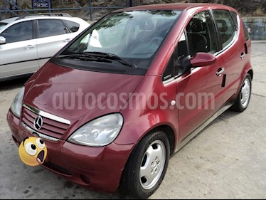 Mercedes Benz Clase A A160 Elegance Plus usado (2000) color Marron precio $215.000