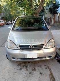 Foto venta Auto usado Mercedes Benz Clase A A190 Elegance (2002) color Plata precio $155.000