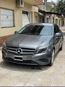 Mercedes Benz Clase A 200 Style usado (2013) color Gris precio $1.480.000