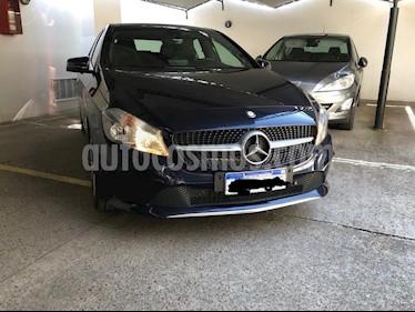 Mercedes Benz Clase A 200 Urban Aut usado (2017) color Azul Metalico precio u$s32.000