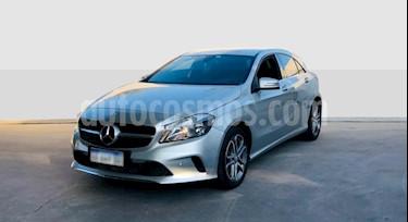 Mercedes Benz Clase A 200 Urban usado (2016) color Gris Claro precio $1.790.000