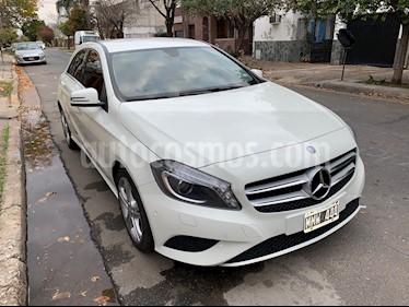 Mercedes Benz Clase A 200 Urban usado (2013) color Blanco precio $1.500.000