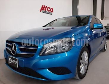 Mercedes Benz Clase A 200 Style usado (2013) color Azul