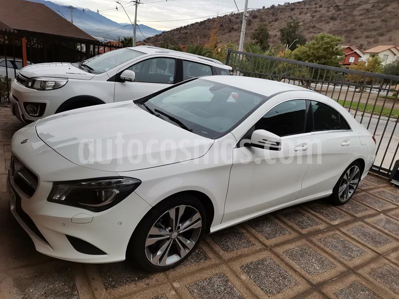 Mercedes Benz Clase A 200 usado (2013) color Blanco precio $10.490.000
