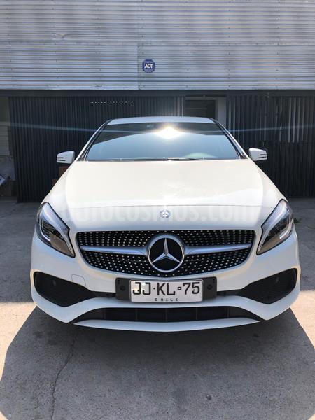 Mercedes Benz Clase A 200 Aut usado (2017) color Blanco precio $16.490.000