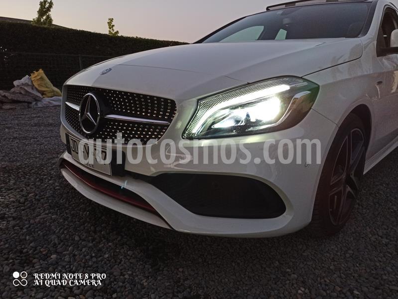 Mercedes Benz Clase A 250 Sport usado (2017) color Blanco precio $19.000.000