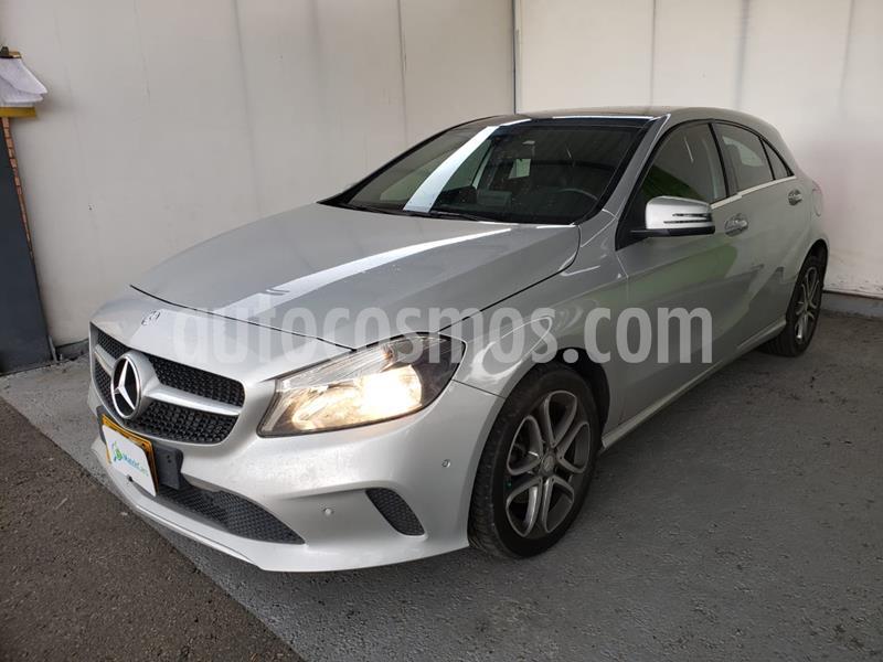 Mercedes Benz Clase A 200 Aut usado (2017) color Plata Polar precio $65.990.000