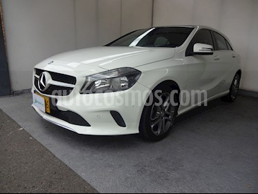 Mercedes Benz Clase A 200 usado (2017) color Blanco precio $74.990.000