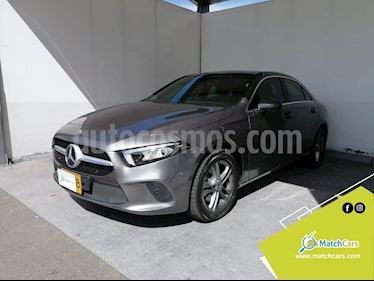 Mercedes Benz Clase A 200 Aut usado (2020) color Gris Montana precio $101.990.000