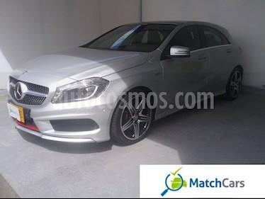 Mercedes Benz Clase A 250 Sport Aut  usado (2016) color Plata Polar precio $84.890.000