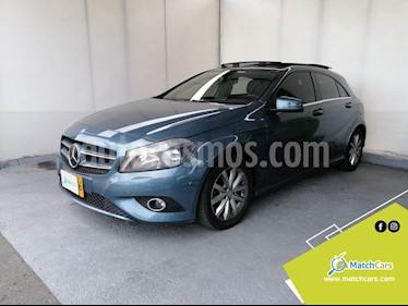 foto Mercedes Benz Clase A 200 Aut usado (2013) color Azul Universo precio $49.490.000