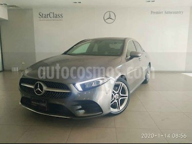 Mercedes Benz Clase A 200 Progressive Sedan usado (2020) color Blanco precio $649,000