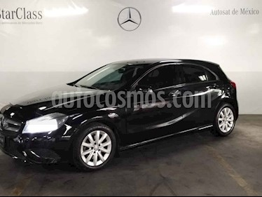 Mercedes Benz Clase A 5p 180 CGI L4/1.6 Aut usado (2015) color Negro precio $249,000