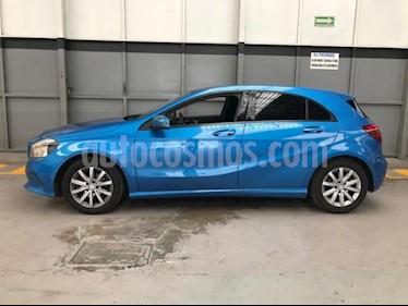 Mercedes Benz Clase A 5P 200 STYLE L4/1.6 AUT usado (2017) color Azul precio $320,000