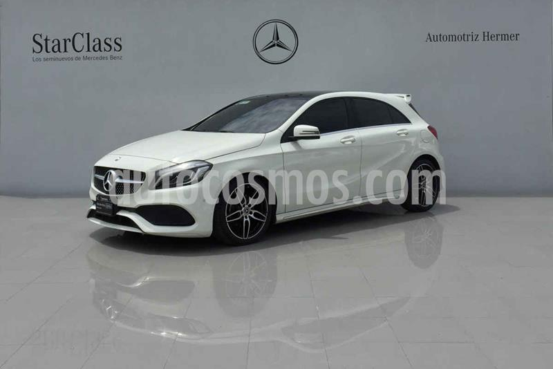 Mercedes Benz Clase A 200 Sport usado (2018) color Blanco precio $434,900