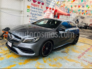 Mercedes Benz Clase A A 45 AMG World Champion Edition  usado (2016) color Gris Magnesio precio $550,000
