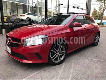 Mercedes Benz Clase A 200 CGI Aut usado (2017) color Rojo precio $339,000