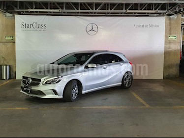 Mercedes Benz Clase A 5p 200 Urban L4/1.6 Aut usado (2016) color Plata precio $329,000