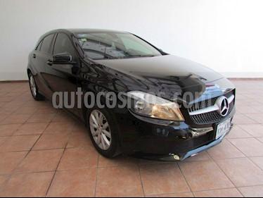 Mercedes Benz Clase A 200 CGI usado (2017) color Negro precio $285,000