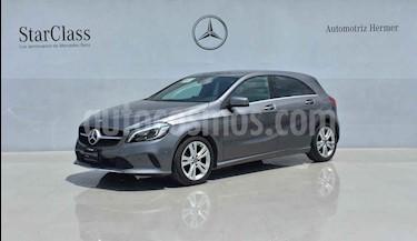 Mercedes Benz Clase A 5p 200 Urban L4/1.6 Aut usado (2018) color Gris precio $399,900